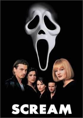 Halloween film you can't miss - Scream (1996)