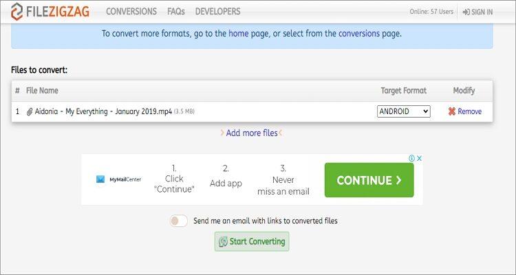 Huawei Honor 20/20 Pro Free Converter - FileZigZag