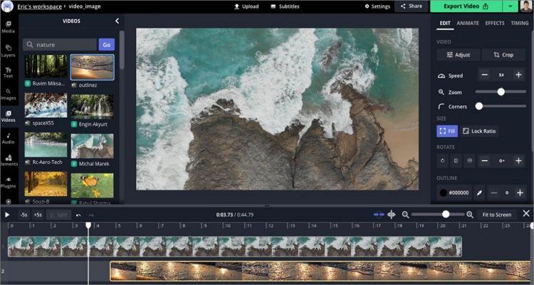 edit olympics videos