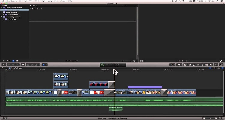 editing software for sports videos