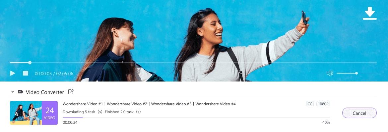 Save online video
