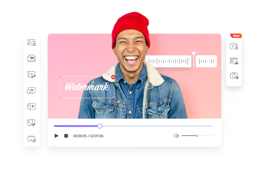 UniConverter video toolbox