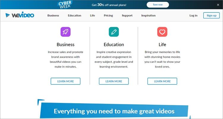 How to Make Likee Videos by WeVideo