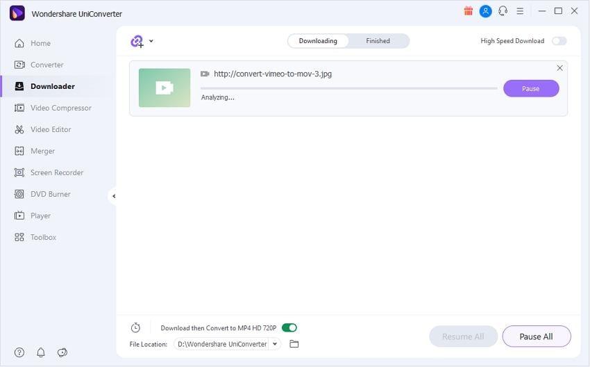 Likee Downloader Apps for Mobile and Desktops- Wondershare UniConverter