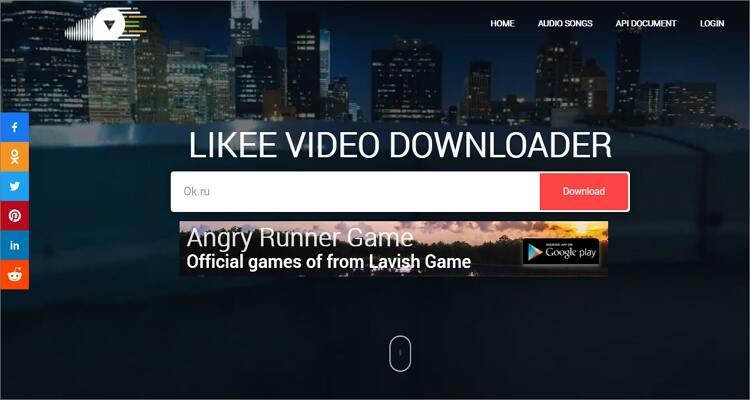 Likee Downloader Apps for Mobile and Desktops- Keepsaveit