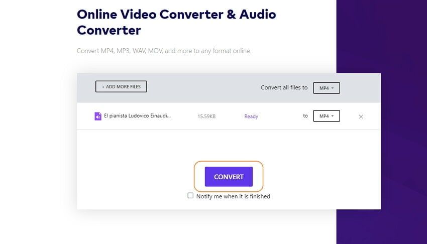 convert video for instagram online free