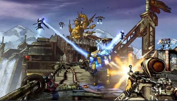 Beliebtes Games für Mac - Borderlands 2