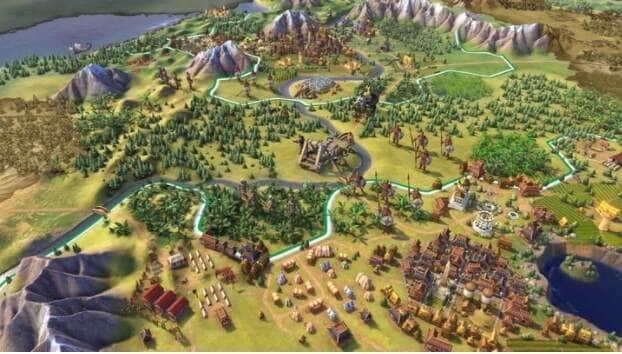 Beliebtes Games für Mac - Sid Meier's Civilization VI
