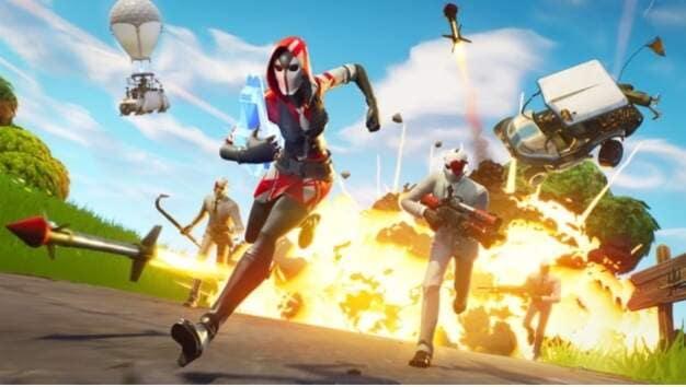 Beliebtes Games für Mac - Fortnite - Battle Royale