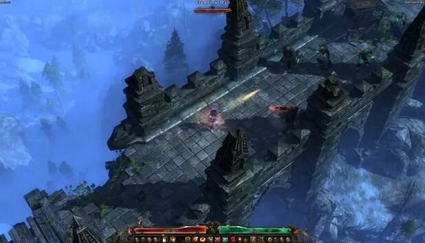 Beliebtes Games für Mac - Grim Dawn