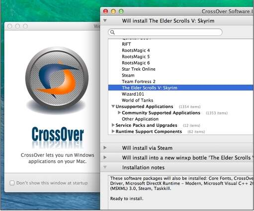 Run Windows on Your Mac - CrossOver Mac