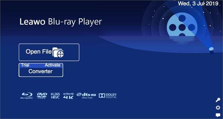 Free Blu-ray Player for Mac - Leawo Blu-ray Player