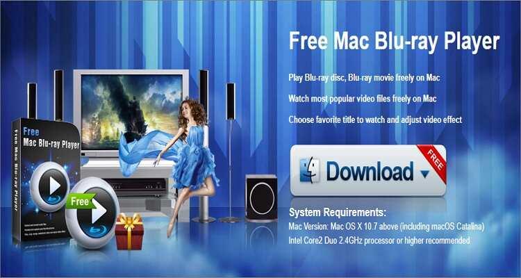 Free Blu-ray Player for Mac - Blu-ray Master