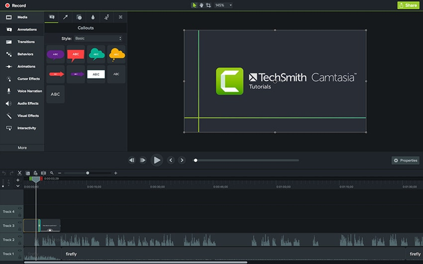 Screen Video Recorders for Mac - Camtasia