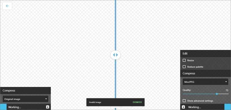 Convert HEIC to JPG Online for Free - Squoosh