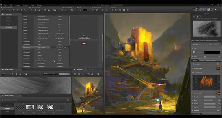 online drawing software for Mac - BlackInk