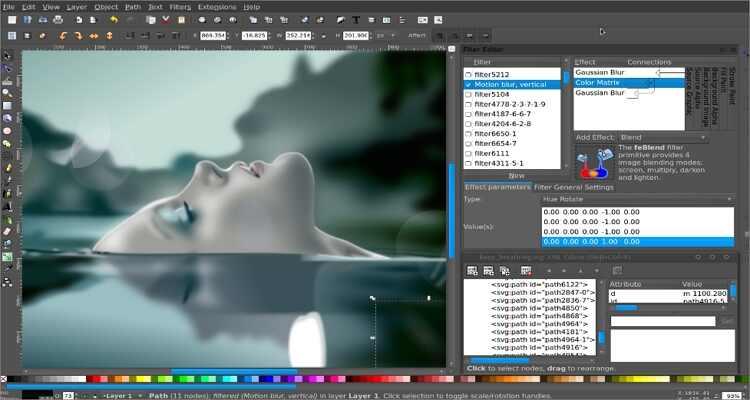 Online-Zeichenprogramm für Mac - Inkscape