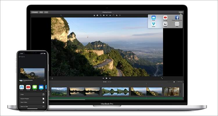 Free Video Editing Software for Mac - iMovie