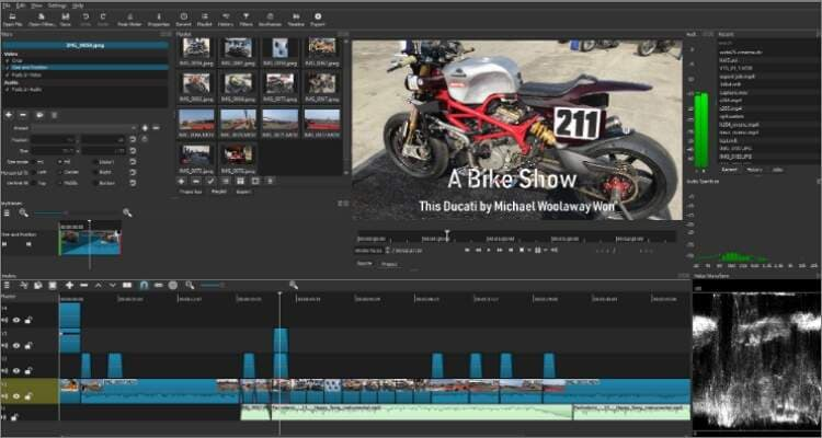 Free Video Editing Software for Mac - Shortcut