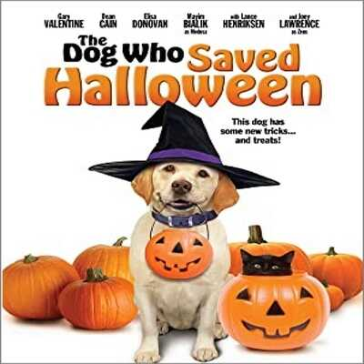 Kids Halloween Movies - The Dog Who Saved Halloween