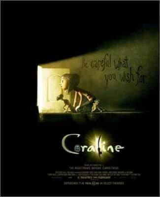 Kids Halloween Movies - Coraline