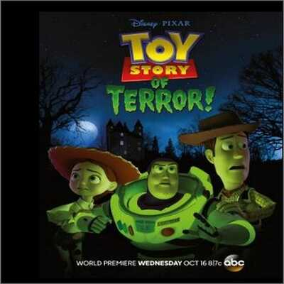 Kids Halloween Movies - Toy Story of Terror