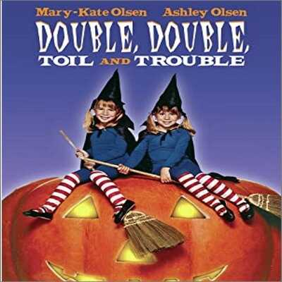 Kids Halloween Movies - Double Double Toil and Trouble