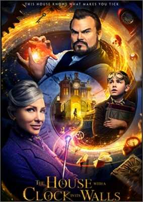 Kids Halloween Movies - The House with a Clock on Its Walls (2018)