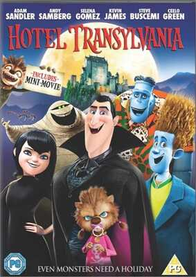 Kids Halloween Movies - Hotel Transylvania