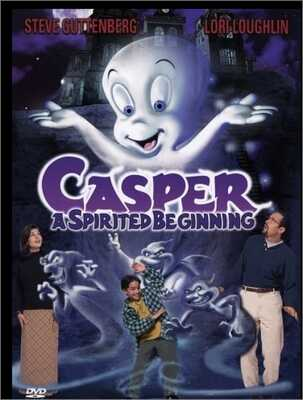 Kids Halloween Movies - Casper