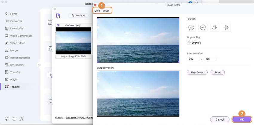 customize photos