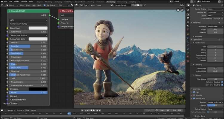Edit MP4 on Mac Recommended - Blender