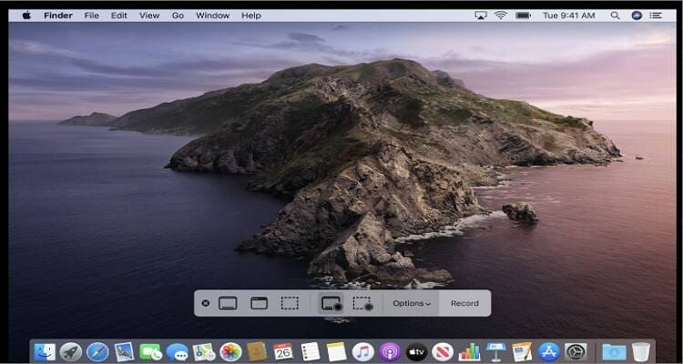 Kostenloses Aufzeichnen für Zoom Meetings auf einem Mac - QuickTime Player