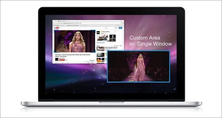 Ein Webinar auf einem Mac aufnehmen - AV Recorder & Screen Capture