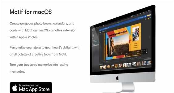 online make a photo collage on Mac - Motif Photos