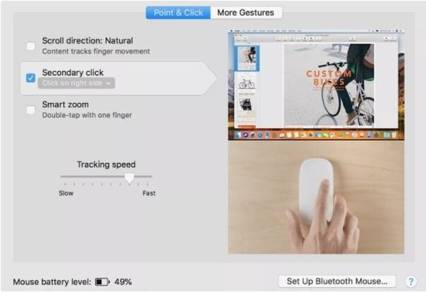 Multi-Button Mouse with Your Mac