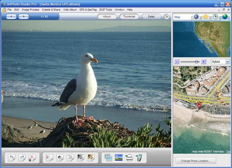 reduce the image size online - JetPhoto Studio