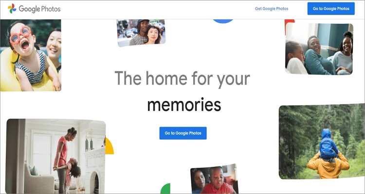 reduzir o tamanho da imagem online - Google Fotos