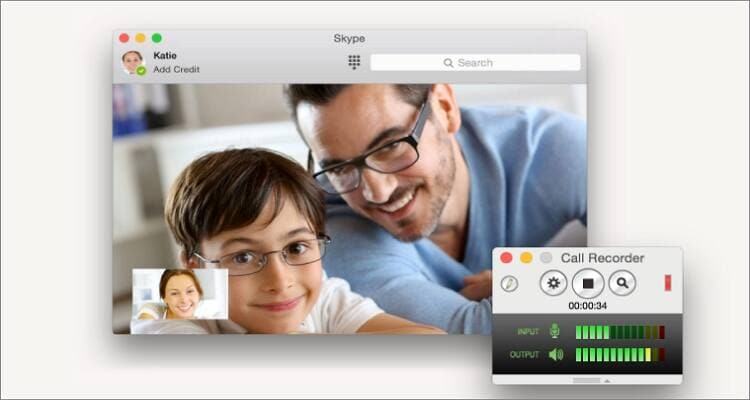 Record FaceTime and Skype Call on Mac - Ecamm Call Recorder