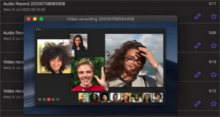 Record FaceTime and Skype Call on Mac - REKK Call Recorder