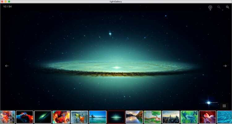 photo viewer for mac online free- Lightgallery