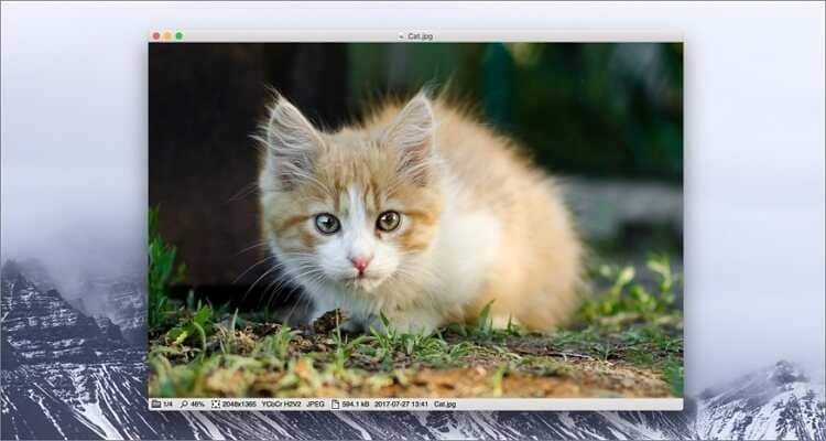 photo viewer for mac online free- Xee
