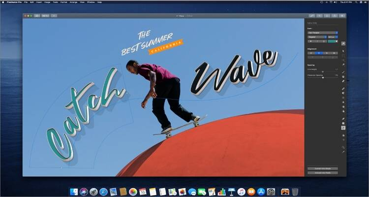 Image Editor tool for Mac - Pixelmator Pro