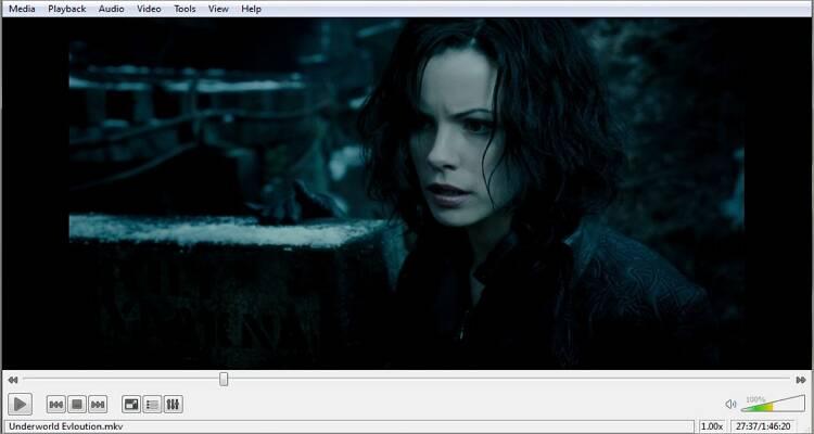 Kostenloses Bildschirmaufnahmeprogramm Mac - VLC
