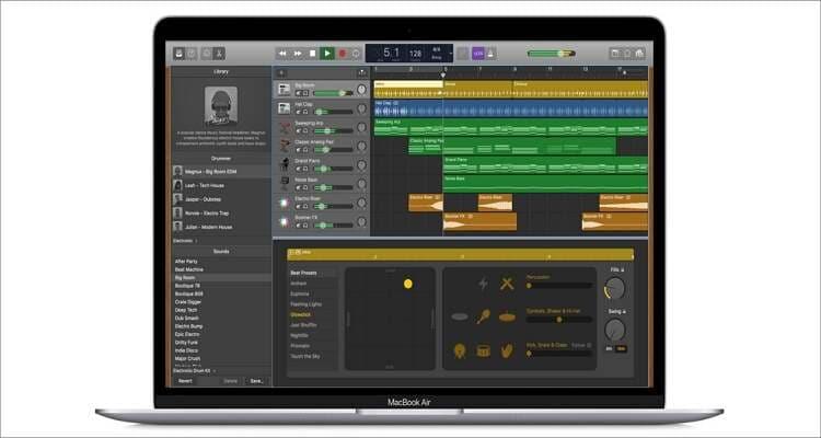 Record Podcast on Mac - Garageband