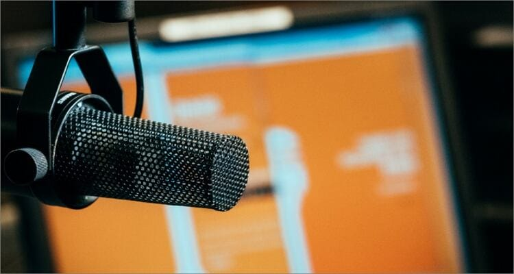 Podcast auf Mac aufnehmen - Ringr