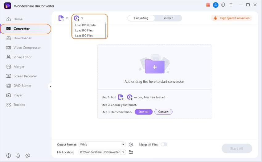convert mkv to ts - add files