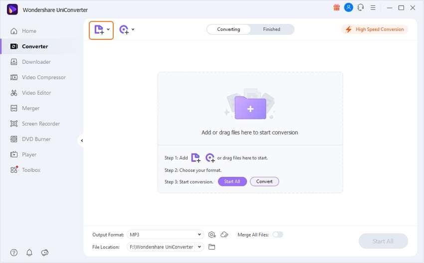 convert mkv to ipod - add files