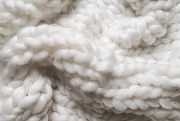 45-Minute Arm Knit Blanket
