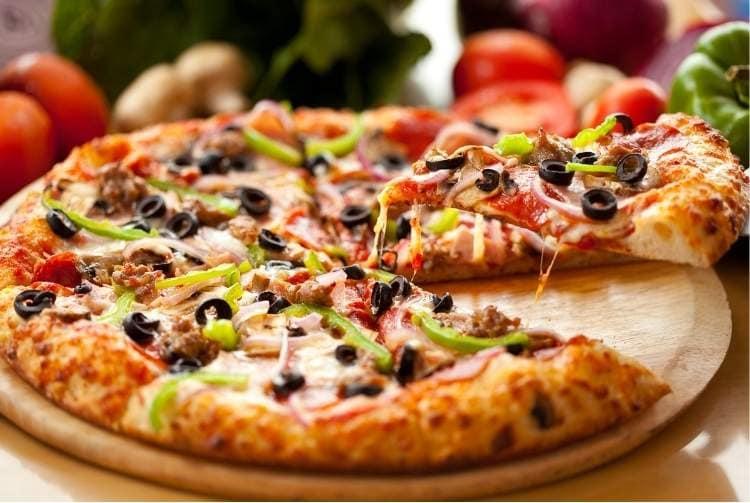 Family Pizza-Making Night